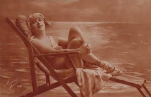 Bathing Belle