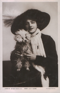 Lily Elsie (Rotary 11502 B) 1911