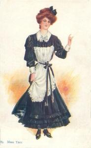 Maid's uniform  - National Art Company