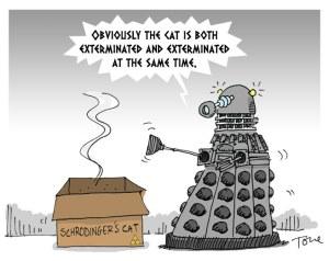 The Dalek Interpretation