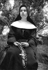 """Audrey Hepburn as """"Sister Luke"""" in """"The Nun's Story"""" 1959"""