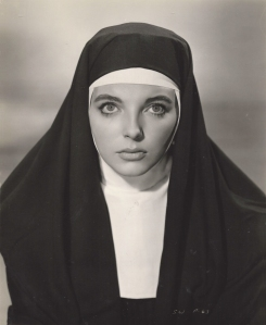 "Joan Collins as the ""Sea Wife"""