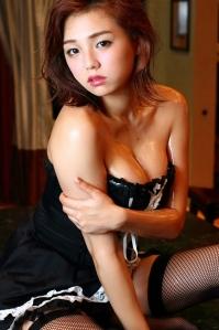 Ai Shinozaki – Weekly Playboy Magazine – 2015