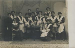 Edwardian Maids