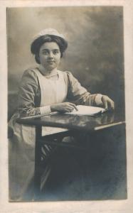 Edwardian Maid