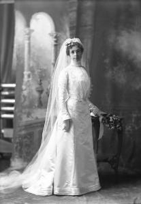 Victorian Bride - 1890