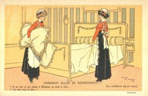 1920's maids