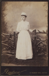 American Parlour Maid c1900