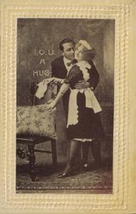 I.O.U. A HUG - 1913