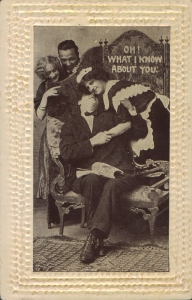 Oh! What I know about you - 1911