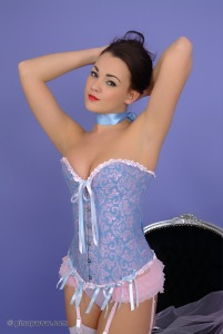 Jodie – Corset and Frills