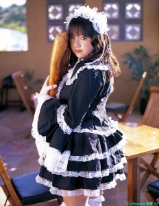 Ai Shinozaki – Maid
