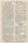 The Blue Train – Programme – 22nd August 1927 – Page14