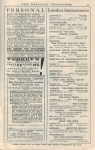 The Blue Train – Programme – 22nd August 1927 – Page17