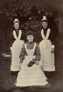 Servants c1890