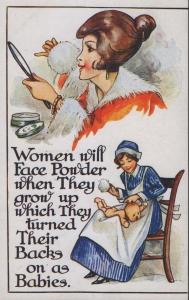 Women will powder (W & K London)