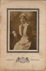 Young maid - c1900