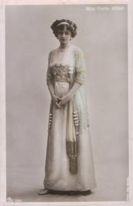 Gertie Millar (Aristophot E.2034) 1909