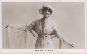 Gertie Millar - Prudence the Quaker Girl