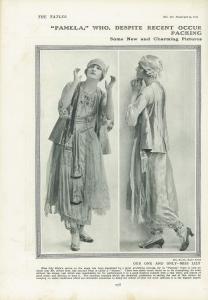 Lily Elsie - The Tatler - 6th February 1918