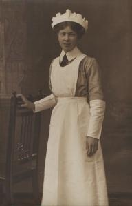 Edwardian Nurse