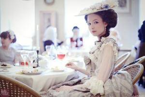 Lolita tea party
