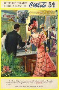 Coca Cola Advertisement - 1906