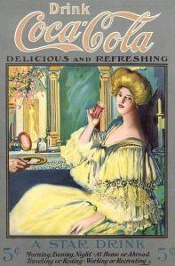 Coca Cola Advertisement - 1907