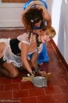Nosy maid 3