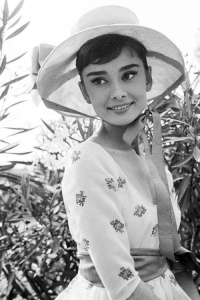 Audrey Hepburn in War and Peace - 1956
