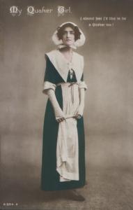 My Quaker Girl (Rotary A. 334. 6) 1914