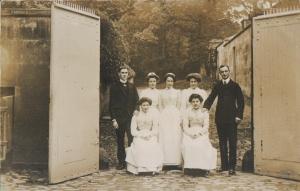 Edwardian Servants