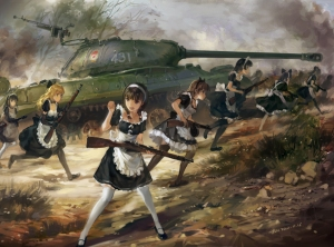 The Great Waifu Battle of 1941