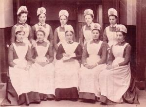 Victorian Maids