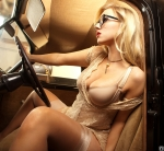 Ancilla Tilia – Too hot to drive 1