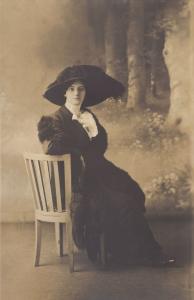 Edwardian Lady