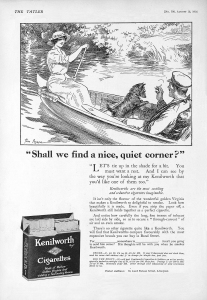 Kenilworth - The Tatler - 16th August 1916