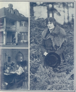 Lily Elsie - The Tatler - 15th December 1915 a