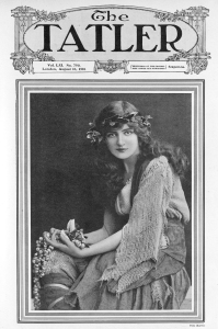 Lily Elsie - The Tatler - 16th August 1916
