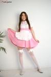 Misuzu Asami – Pink Maid2