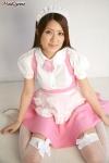 Misuzu Asami – Pink Maid3