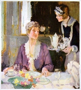 Maxwell House Coffee Advert - The Saturday Evening Post - Saturday 28th 1928