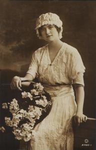 Miss Lilian Hall-Davis (Rotary A 460-1) 1917