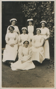 Household staff c1900