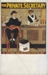 The Private Secretary (David Allen and Sons) May1917