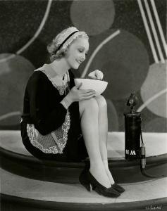 Sheila Terry, 1930s