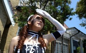 Ooba Yui – Maid