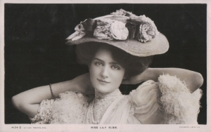 Lily Elsie (Rotary 4124 D) 1907