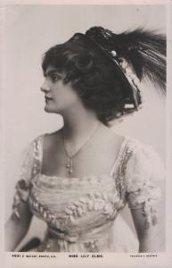 Lily Elsie (Rotary 4931 J) 1908
