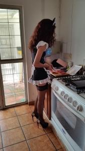 Breakfast is almost ready